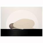 Nevědomí I., 2014, 124 x 88 cm, koláž, Kč 48.300,-