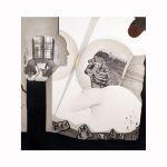 Očista, 2014, 67 x 100 cm, koláž, Kč 45.000,-